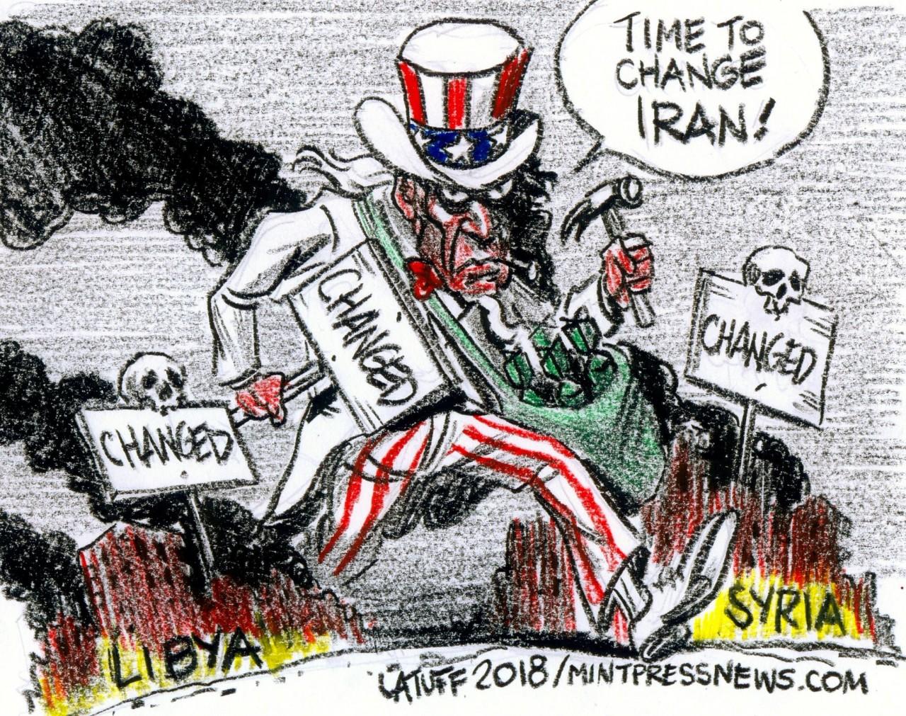 Россия поддержала Иран в СБ ООН