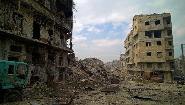 Новости Сирии. Сегодня 11 июля 2017