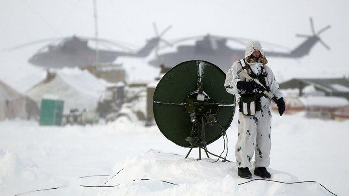 """""""Сферы влияния обозначены"""": Россия ответит на """"игры"""" США в Арктике"""