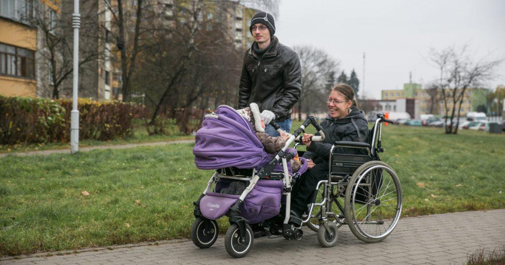 Об инвалидности, материнстве и поддержке государства