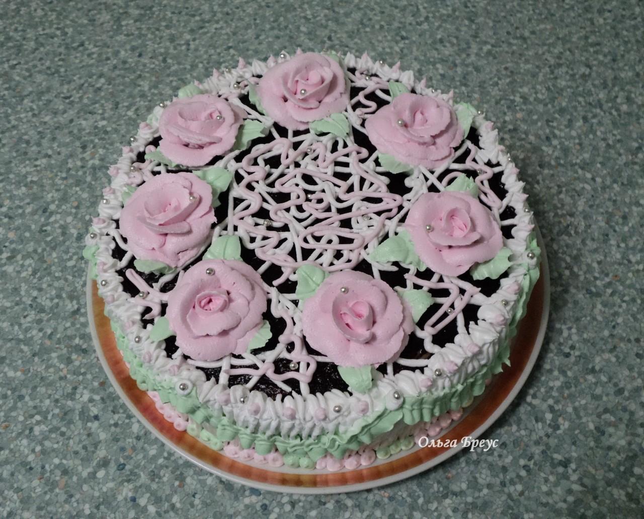 Еще один тортик для вашего настроения