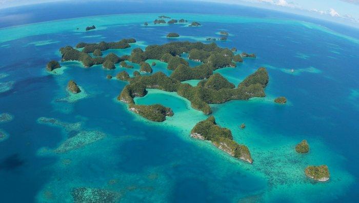 Палау – страна бесчисленных островов