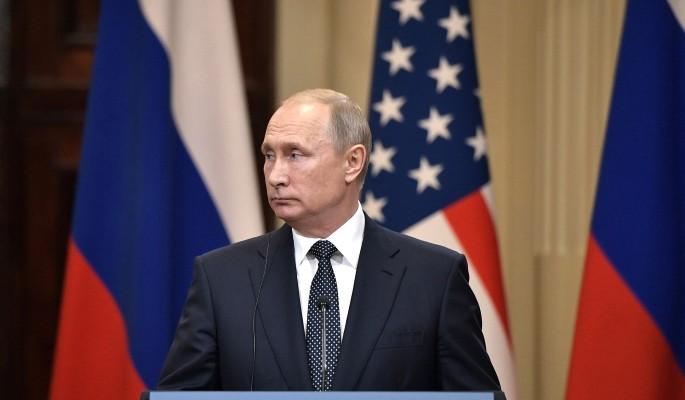 Путин предъявил обвинения Порошенко