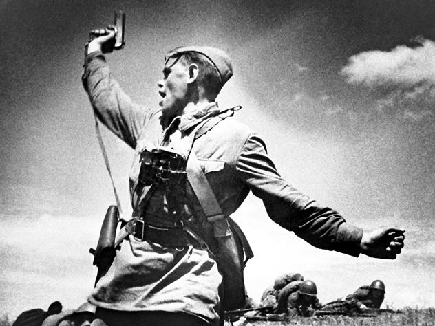 75 лет назад был сделан один из самых известных снимков Великой Отечественной войны