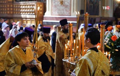 Синод Константинополя снял а…