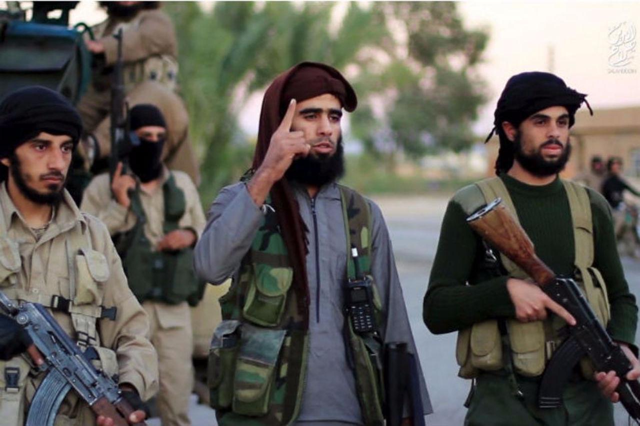 Транзит боевиков из Сирии в …