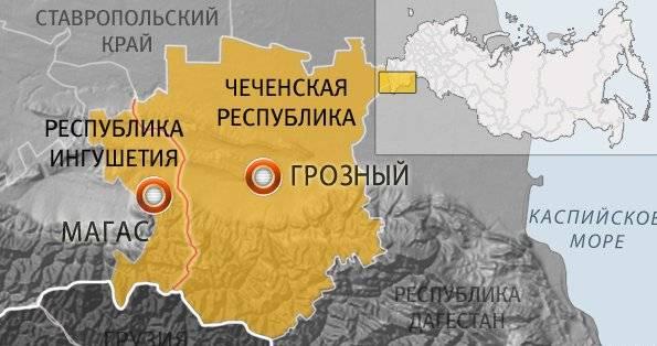 Чечено-ингушский конфликт пр…