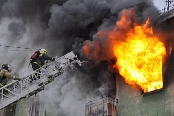 Сколько гореть украинской земле?