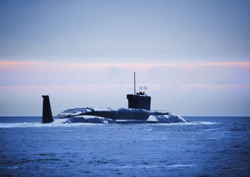 ВМС США оценили эффективность российского подводного флота