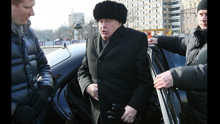 Жириновский, похититель ново…