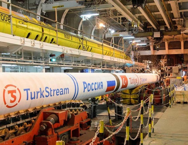 Проект «Посейдон» остается вариантом продолжения «Турецкого потока»
