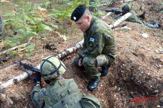 Российские военные проинспектируют ВВС Финляндии перед началом учений НАТО