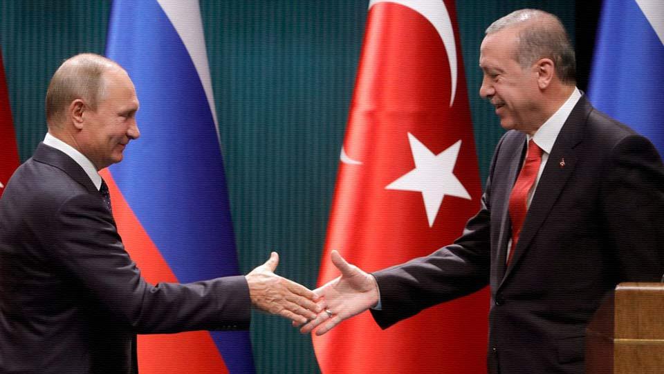 Россия совместно с Турцией о…