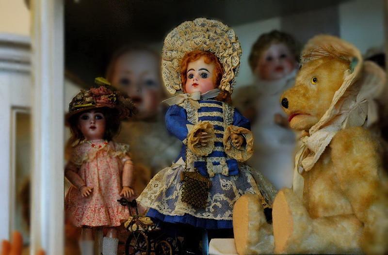Кукольная коллекция Элоизы.