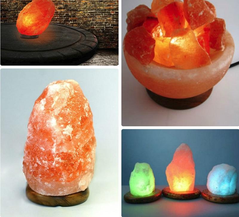 6 веских причин поставить в спальне солевую лампу