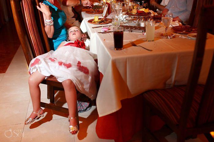 35 доказательств, что дети — самые несчастные гости свадеб