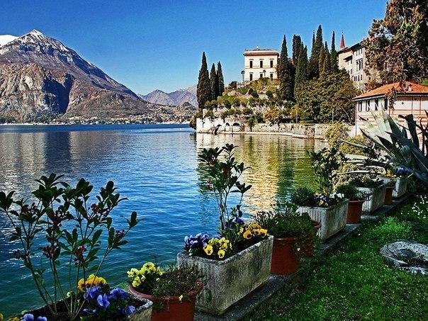 Озеро Комо - жемчужина Италии