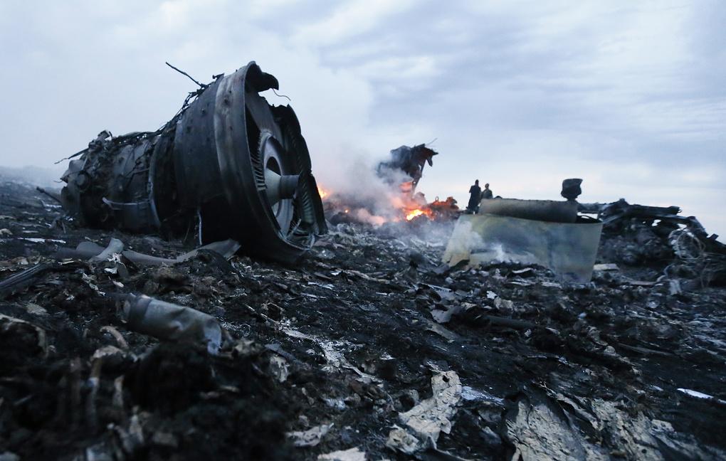 МО РФ определило номер сбившей MH17 ракеты. По данным ведомства, она принадлежала Украине