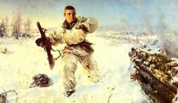 Александр Матросов и его подвиг
