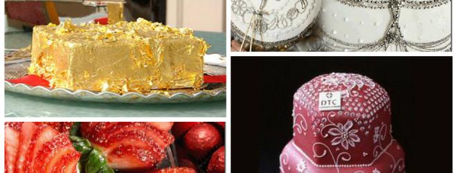10 самых дорогих в мире десертов