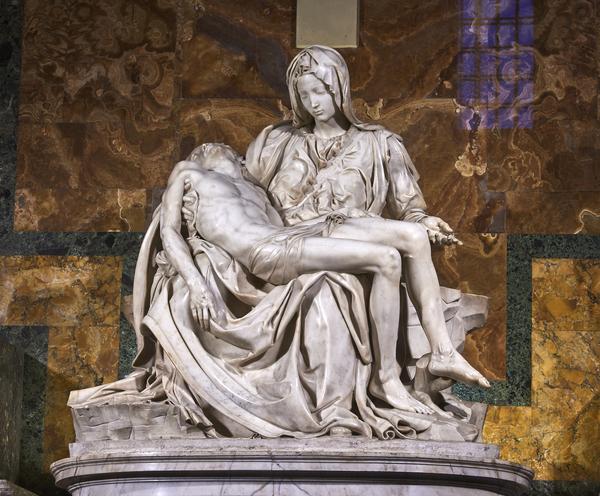 Минутка прекрасного. Микеланджело Буонарроти. Часть 1
