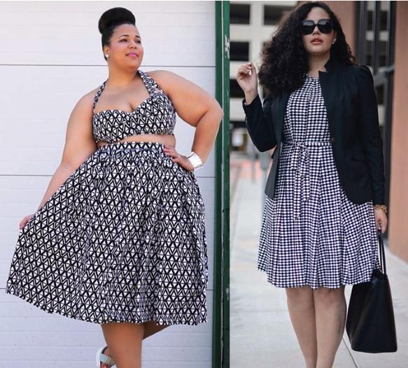 Как одеваться ПОЛНЫМ женщинам  — 10 советов, которые работают
