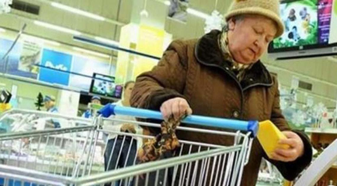 История о том, как старушка феерично отомстила кассирше в магазине