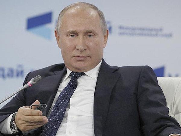 Путин предупредил, что Украина может потерять значительную часть территории