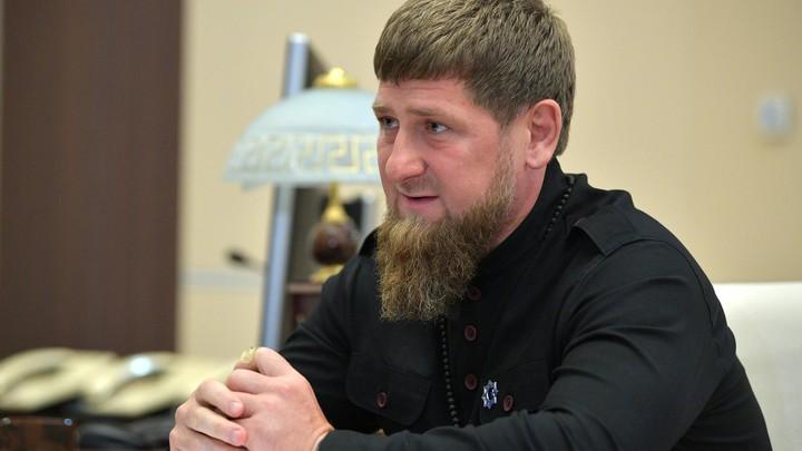 """""""Западная эпидемия"""": Кадыров…"""