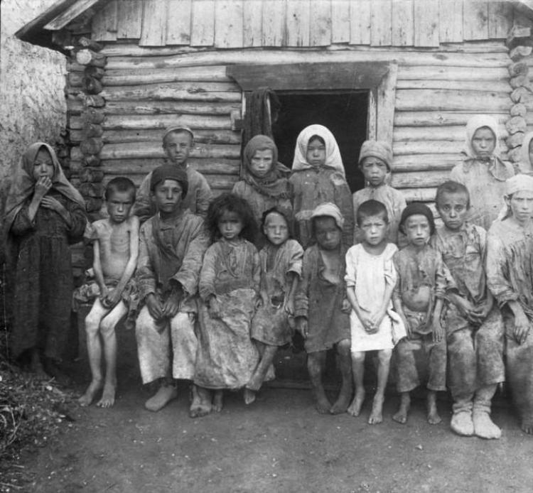 Россия, которую мы потеряли -  Голод и каннибализм (людоедство) в царской России