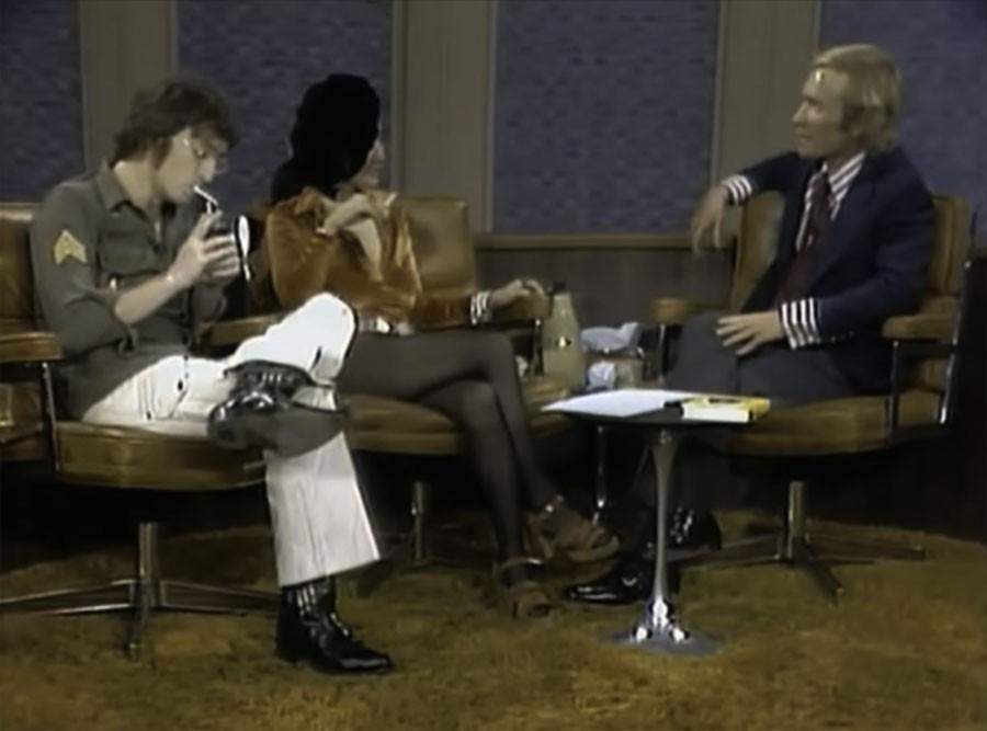 Как Джон Леннон снялся в сцене «Форреста Гампа» через 14 лет после смерти