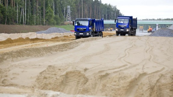Транспортный обход города Бронницы откроют уже в ноябре
