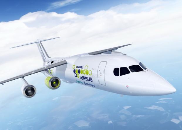 Европейцы испытают гибридный самолет в 2020 году