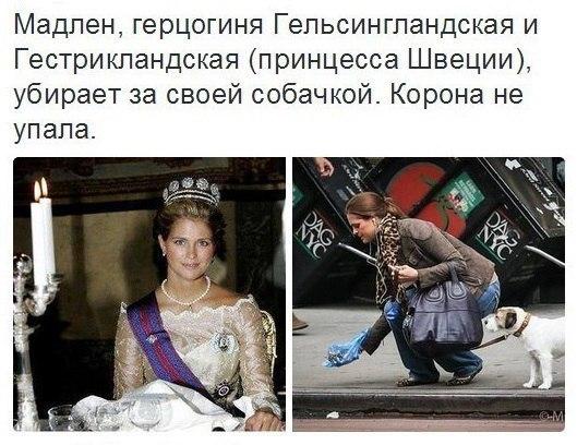 Корона не упала!