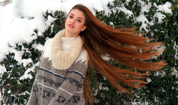 Читать всем у кого длинные волосы