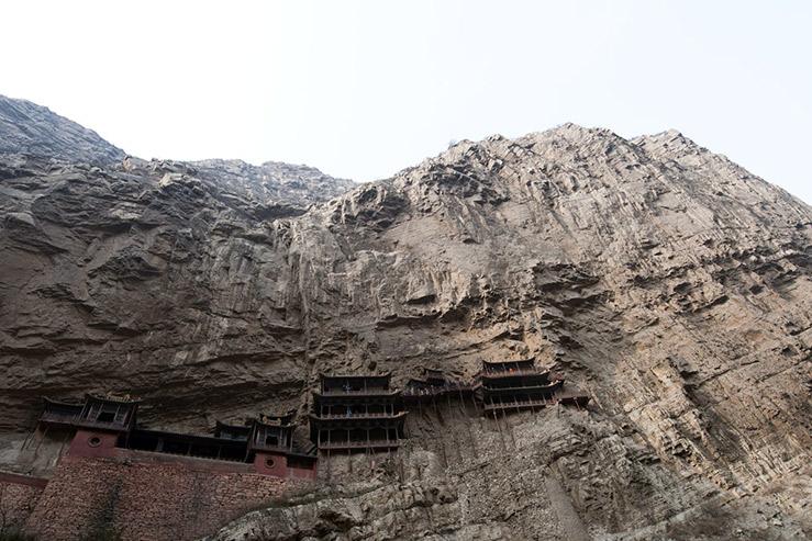 Гора Хэн-Шань, Шаньси
