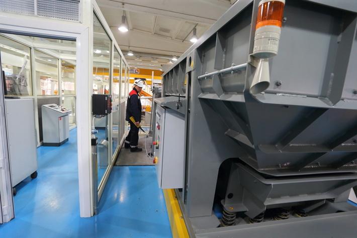 На Томском электромеханическом заводе открыто производство трубопроводной арматуры