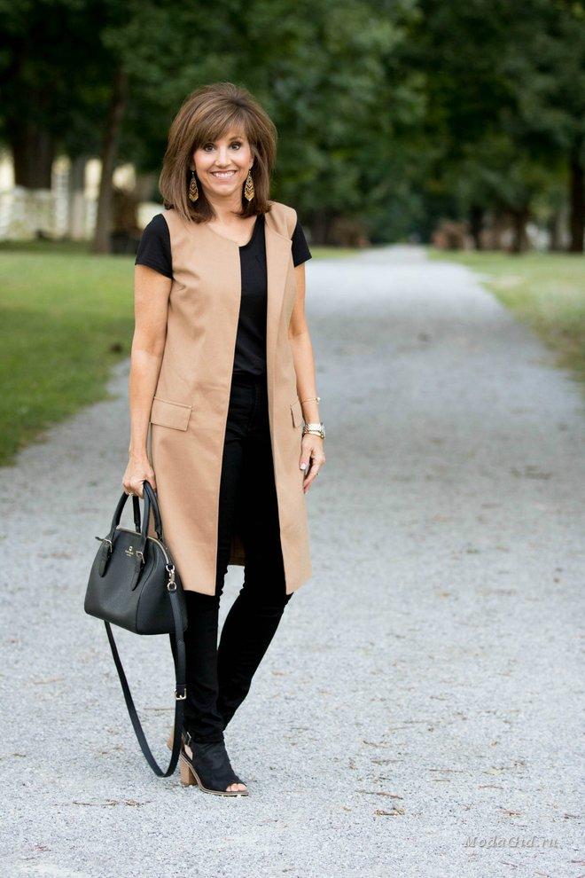 Модные секреты Cyndi Spivey для женщин 50+