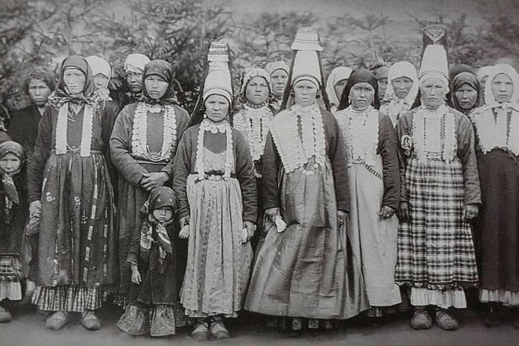 Народы России: Удмурты