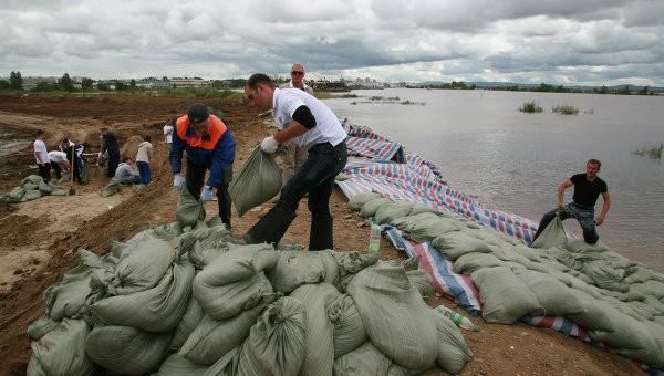 Дамбы от наводнений в Хабаровском крае построят к 2020 году