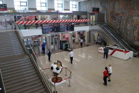 Безопасность – главный приоритет: в конце недели аэропорты и вокзалы  перейдут в режим работы ЧМ-2018