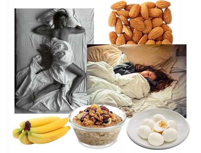 Спи крепко: что бы такого съесть, чтобы крепко уснуть