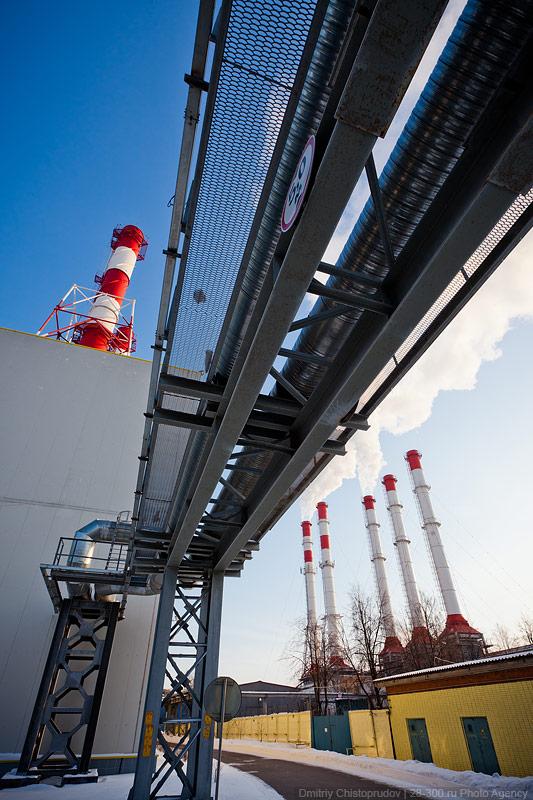 11118 Как украсть новейшую газотурбинную теплоэлектростанцию?