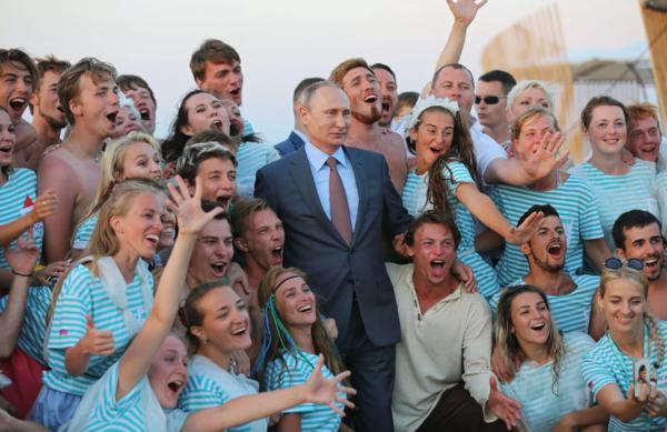 Кто еще не спросил А. Горного -Когда уйдет Путин?