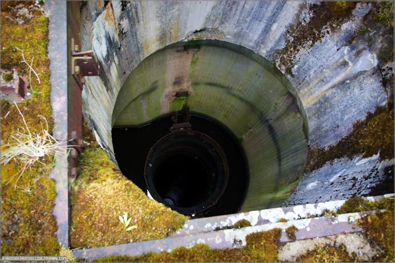 Одна из водопропускных труб из верхнего бьефа. война, гидротехнические сооружения., история, каналы, рки