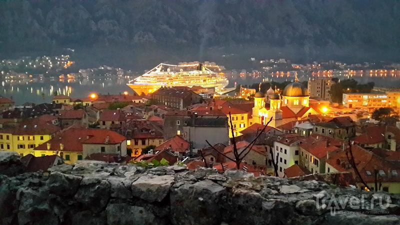 Старый Котор: магия города с домами без прямых углов