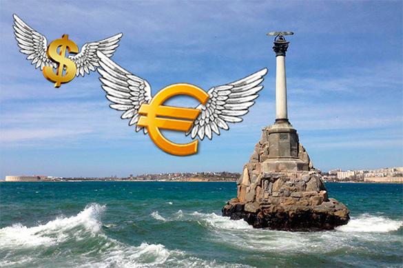 Европа плевала на санкции: инвестировать в Крым будем хоть через Дубай