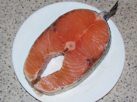 Стейк из семги рецепт с фото на сковороде