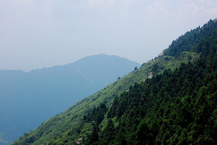 Южная гора – Хэн-Шань (Mount Heng)