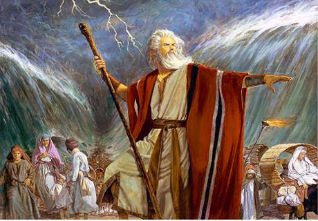 Подтверждена достоверность рассказа Торы о переходе евреев через Красное море